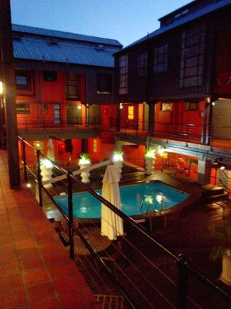 Cape Town Lodge Resmi