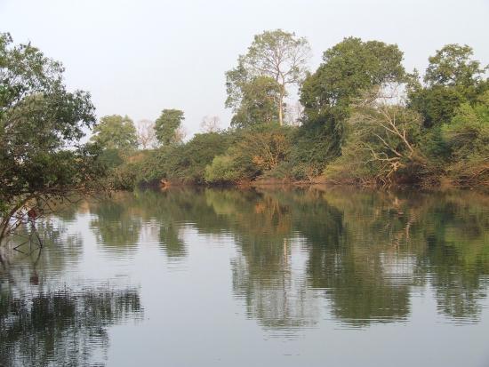 Rio Gambia en Kedougou