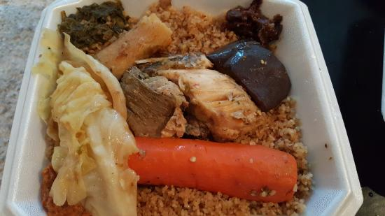 Mableton, GA: Thieboudienne