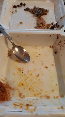 Mableton, จอร์เจีย: Thieboudienne devoured