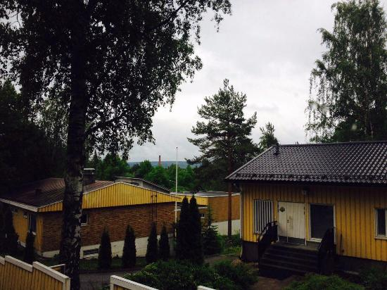 Сало, Финляндия: вид рядом с отелем