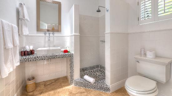 Mustique: Old Laundry Room bathroom