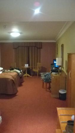 Canal Court Hotel: Chambre