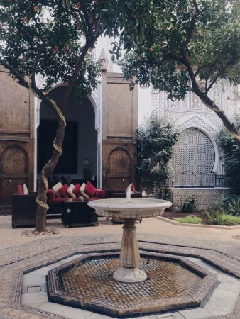 Spa Laaroussa: The Riad Laaroussa itself