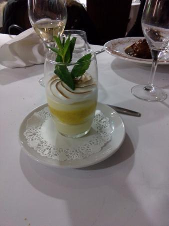 Jons, Frankrijk: Verrine Au Citron Meringue(hmmmmmmmmmm.....)