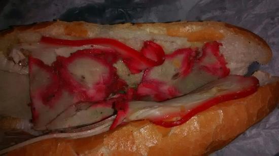 Thanh Noi Sandwich