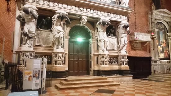 Madonna dell'Orto: Hidden photo