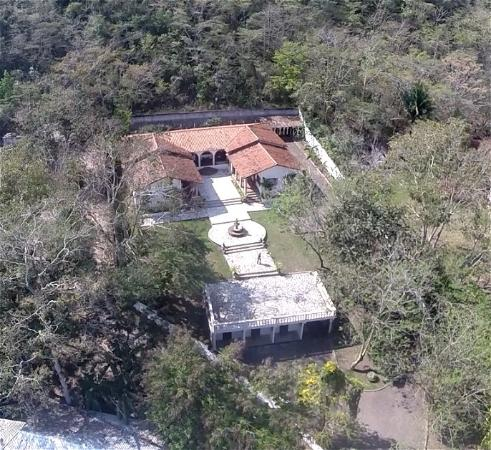 Hacienda la Esperanza: Birds eye view