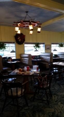 Jesup, GA: our table