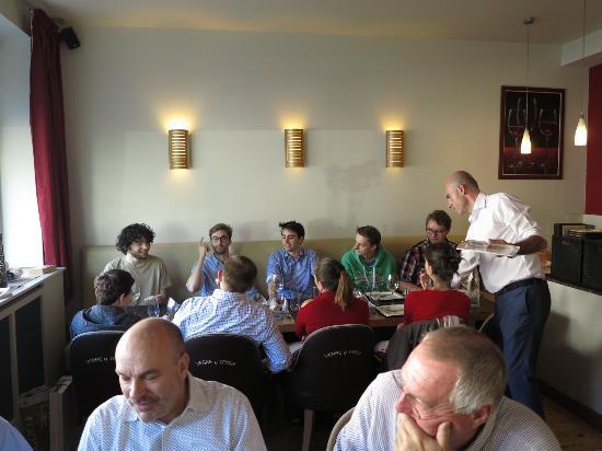 Verre y table woluwe saint lambert - Restaurant viroflay le verre y table ...