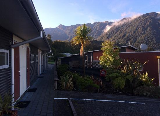 the sign from the street picture of the westhaven fox glacier rh tripadvisor co za