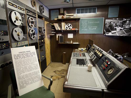 Detroit, MI: Motown Museum