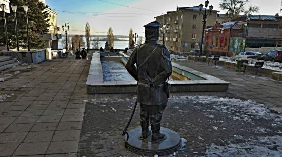 Policeman Monument