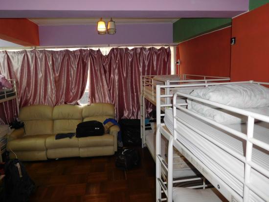 Hong Kong Hostel: 10 mixed bed