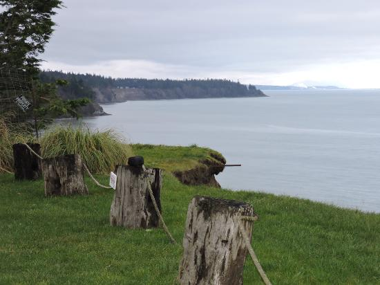 The Cliffs Picture Of Sea Cliff Gardens Bed Breakfast Port