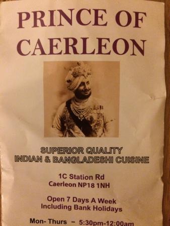 Prince of Caerleon