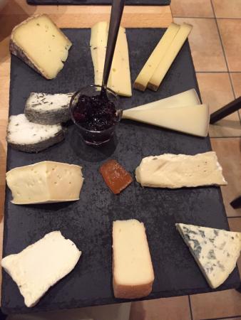 Amazing cheese