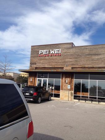 Pei Wei Asian Restaurant