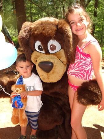 East Wareham, MA: Our camp Mascot Charlie