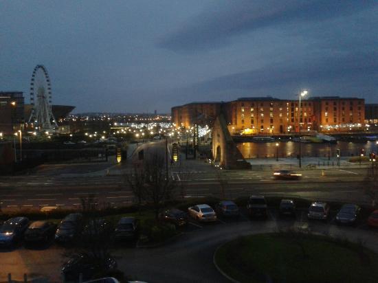 Window View - ibis Liverpool Centre Albert Dock - Liverpool One Hotel Photo