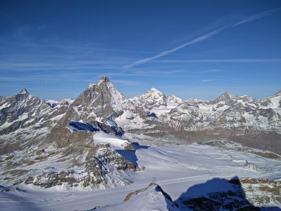 picture of matterhorn glacier paradise zermatt tripadvisor. Black Bedroom Furniture Sets. Home Design Ideas