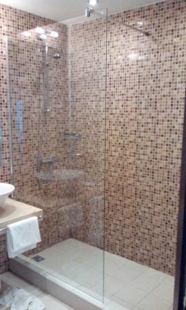 ванная комната душ изображение ривьера казань Tripadvisor