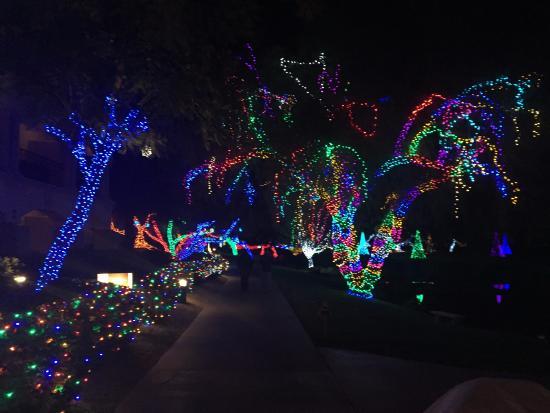 Christmas Lights Picture Of Fairmont Scottsdale Princess