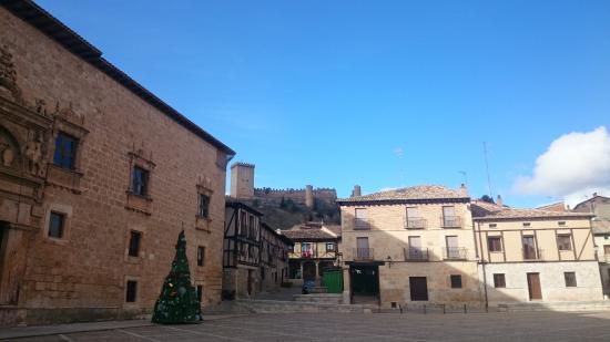 Penaranda de Duero, Spanyol: peñaranda de duero, plaza