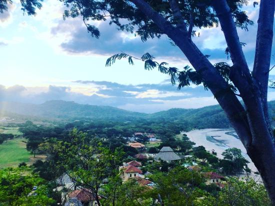 Rivas, Nicaragua: room with a view