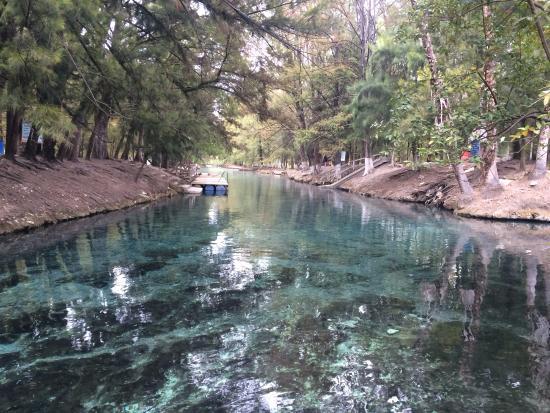 Rio Verde, Mexico: vista desde mi tienda