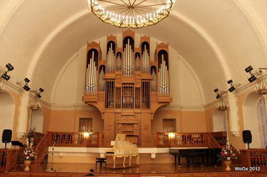 Pomorskaya State Philharmonic Hall