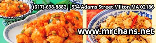Milton, MA: Authentic Asian cuisine for all your hunger wants and needs!