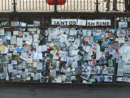 Image result for ianto's shrine