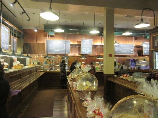 Cossetta S Italian Market Pizzeria Foodcourt