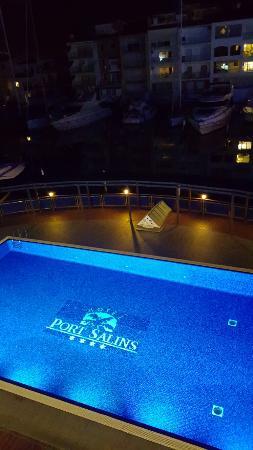 Port Salins Hotel - Picture of Port Salins Hotel, Empuriabrava ...