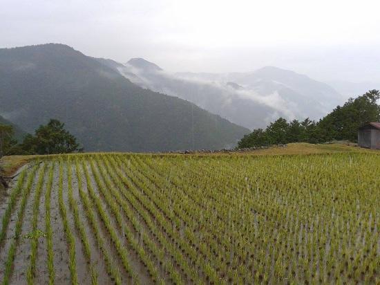 Kinki (bölge), Japonya: 果無集落