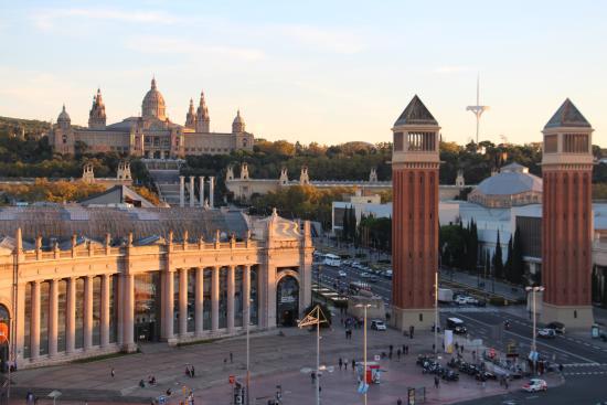 hotels near avenida paralelo barcelona catalonia