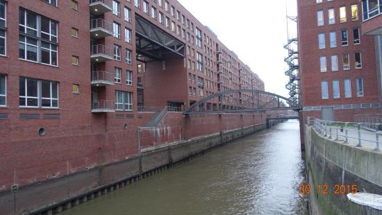 Speicher - Picture of AMERON Hotel Speicherstadt, Hamburg - TripAdvisor