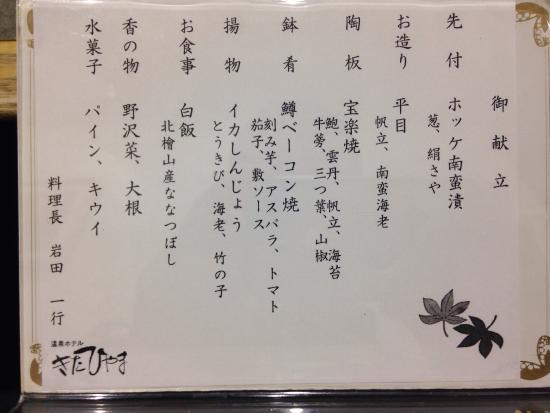 Kitahiyama Hotel: photo3.jpg