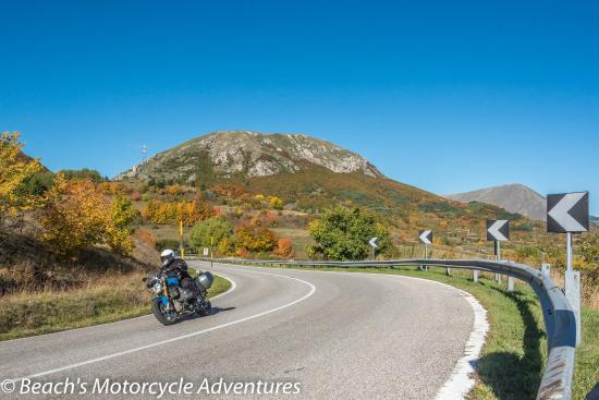 Beach's Motorcycle Adventures - Day Tours