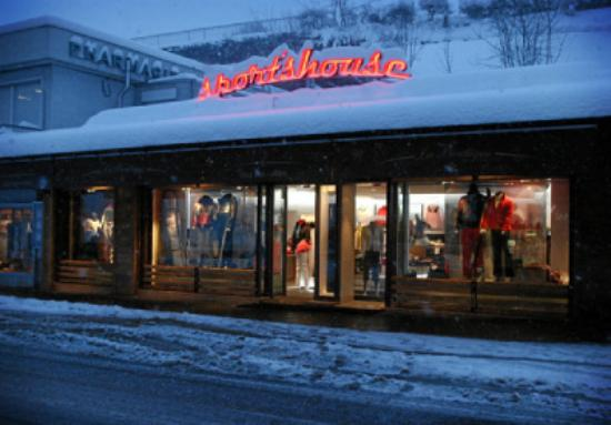 sport's house la boutique