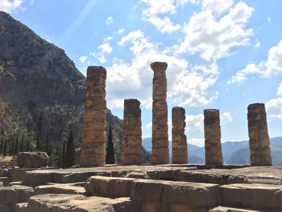 Oracle - Picture of Delphi Ruins, Delphi - TripAdvisor
