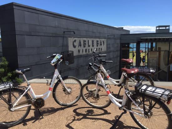 Wyspa Waiheke, Nowa Zelandia: Visit to Cable Bay