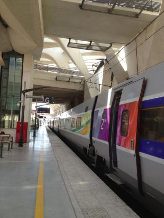 Paris, France: TGV