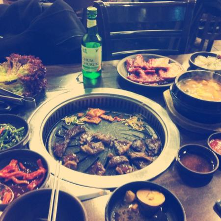 Jonga Jip Korean BBQ Restaurant : Korean BBQ