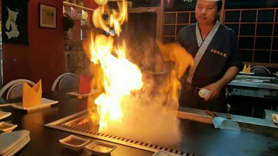 Kyoto Teppan-Yaki Japanese Restaurant