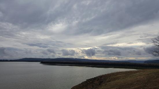Raccoon Mountain Dam: 20151230_153136_large.jpg