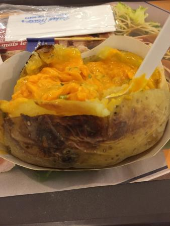 Batata Inglesa Ou Baked Potatoes