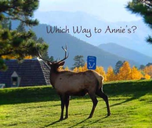 Drake, CO: Which way to Annies?