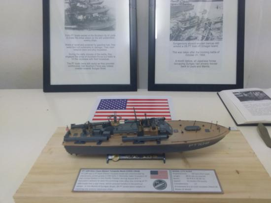 Battle of Surigao Strait Museum